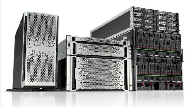 Nuevos servidores HP ProLiant Gen8