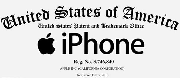 Apple puede perder la marca iPhone en México
