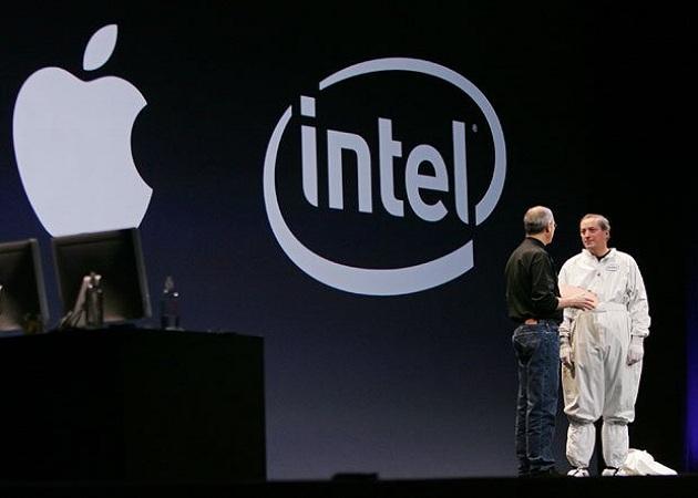 Apple podría dejar de usar los procesadores de Intel