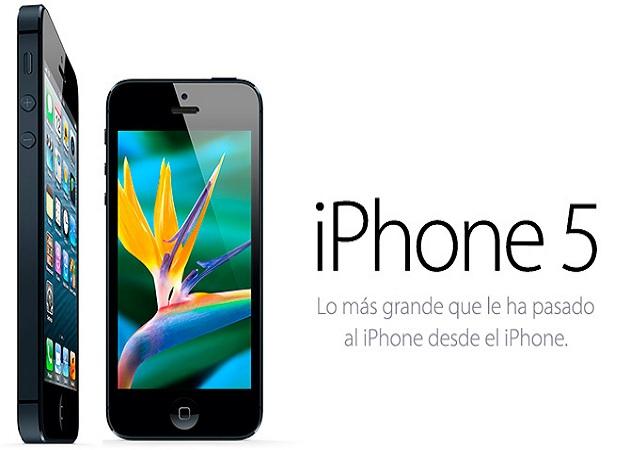 ¿Miente Apple sobre el abastecimiento del iPhone 5?