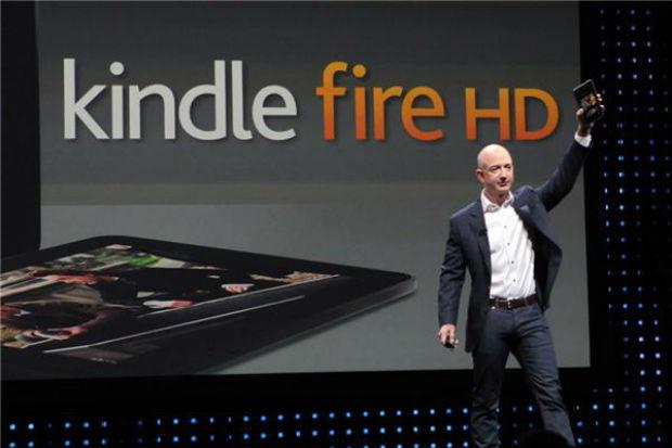 La fabricación del Kindle Fire HD costaría 207 dólares