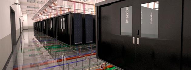 """Interxión MAD2, un """"hotel"""" para las infraestructuras TIC"""