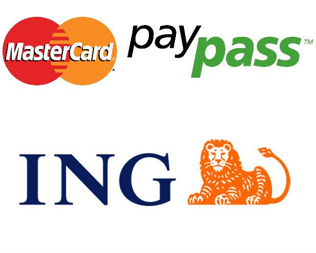 mastercar pay pass e ING lanza un método de pago por NFC