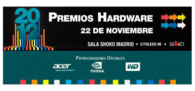 Premios MCR 2012