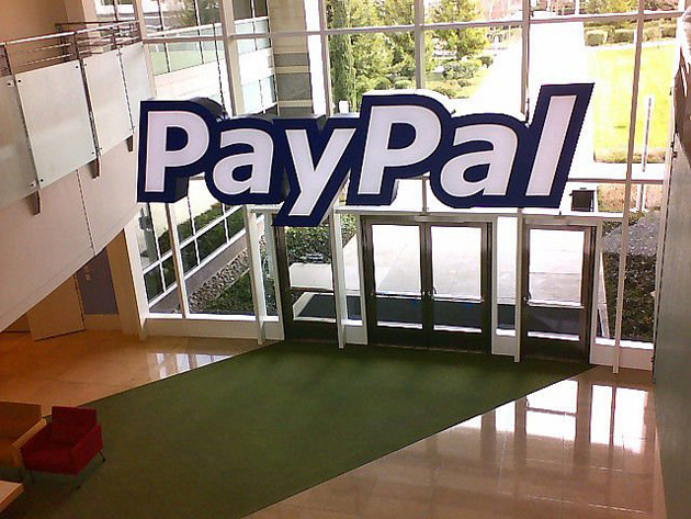 Sede PayPal