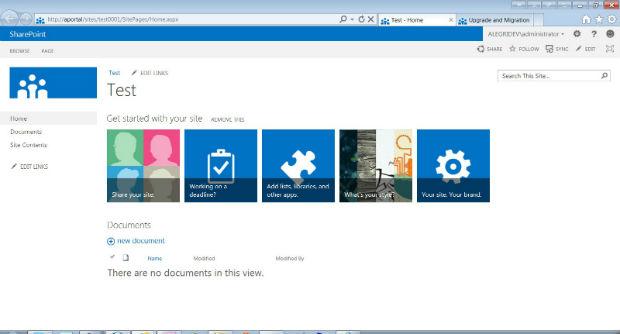 Microsoft actualiza sharepoint 2013