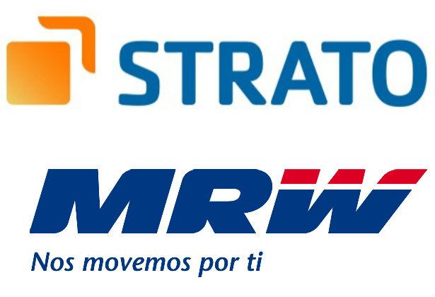 STRATO y MRW potencian el e-commerce en España