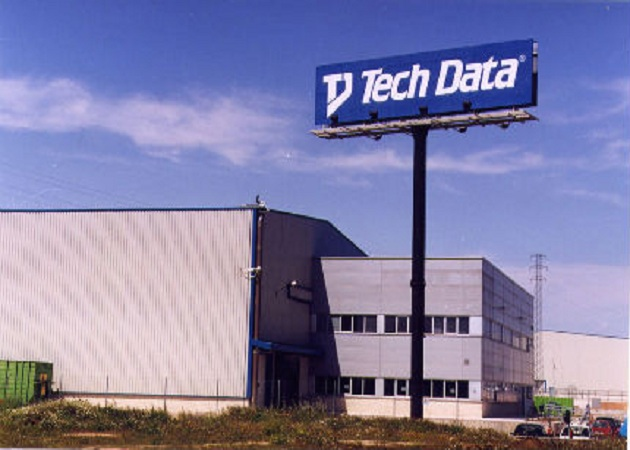 Tech Data se derrumba en el tercer trimestre