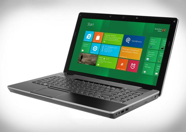 Las ventas de Windows 8 más modestas de lo esperado