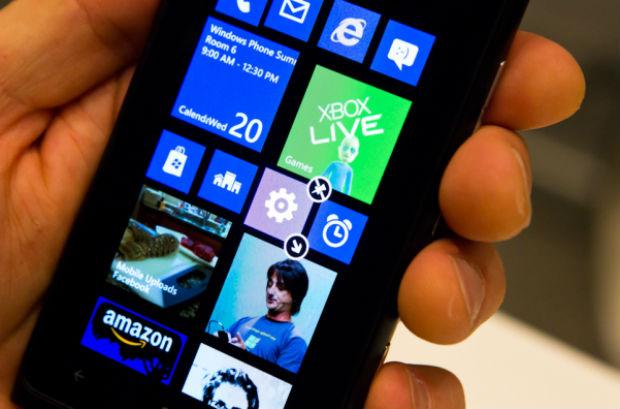 "Ballmer: ""Windows Phone es pequeño, pero crecerá"""