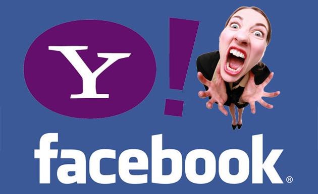 Yahoo quiere el puesto de Bing en Facebook