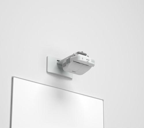 La serie EB-1410Wi ayuda a optimizar las reuniones de negocios con nuevas proyecciones interactivas integradas