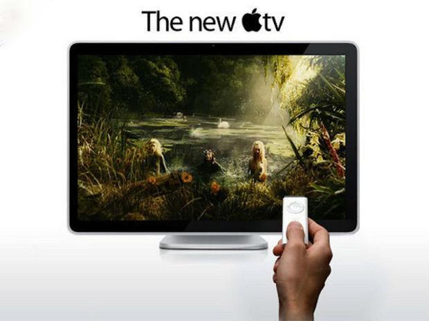 Los proveedores de Apple preparan su televisor