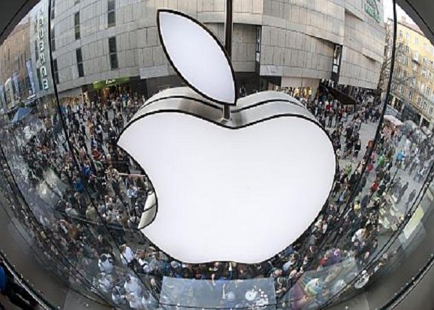 Las acciones de Apple caen un 4% por la competencia en el mercado tablet