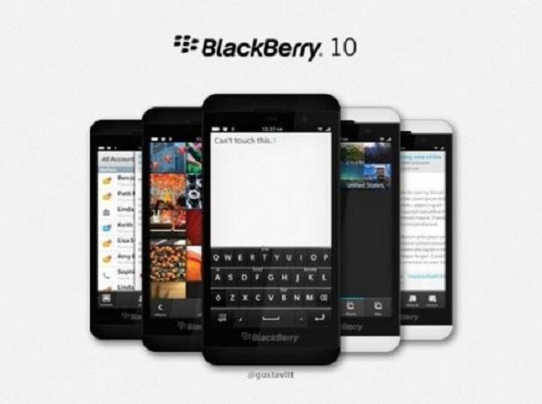 BlackBerry 10 será presentado el 30 de enero
