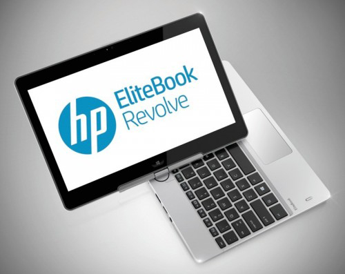 HP EliteBook Revolve: mitad Ultrabook mitad tableta