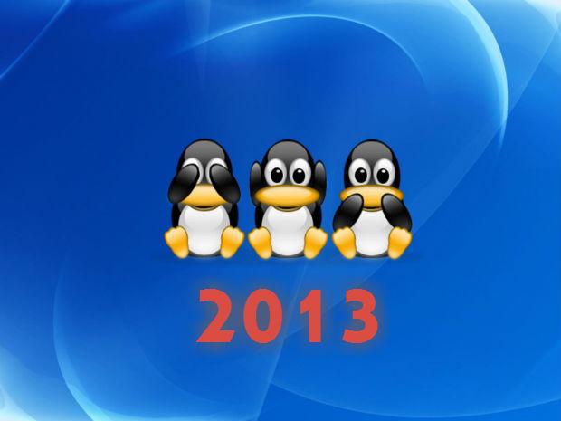 Tendencias a tener en cuenta por la comunidad Linux en 2013