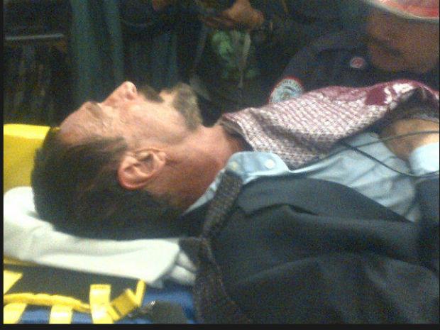 McAfee hospitalizado en Guatemala