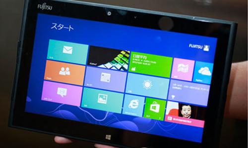 Fujitsu con Windows 8