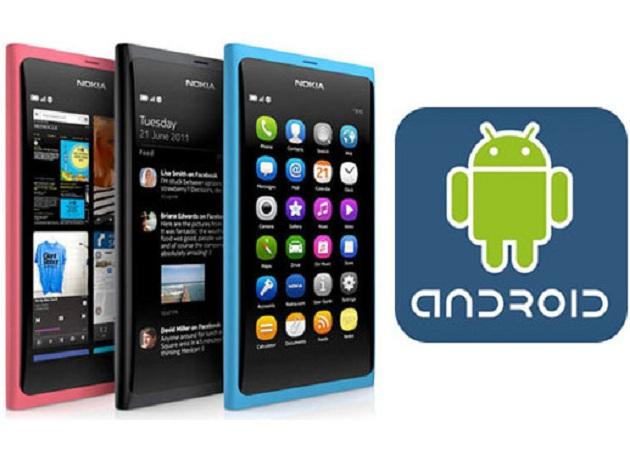 Nokia podría adoptar Android