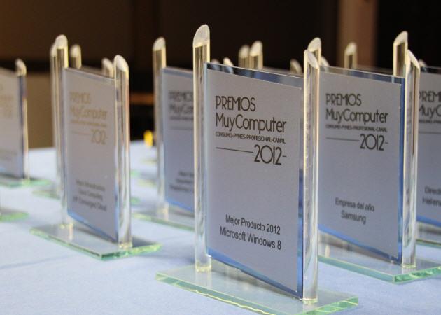Nueva entrega de los premios Muy Computer 2012