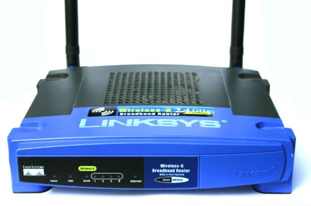 Cisco venderá su filial Linksys