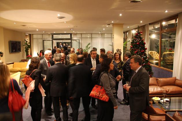 La AFSMi celebra su cena de Navidad y entrega sus AFSM Awards 2012