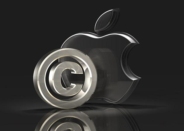 Apple tendrá que pagar 125.000 euros por infracción de copyright