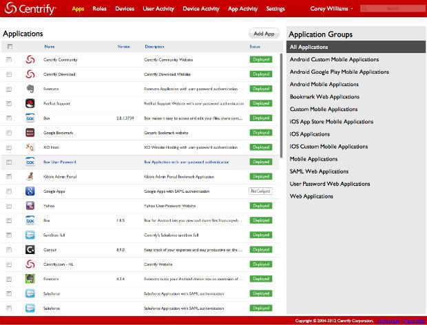 Centrify ofrece servicios unificados con Microsoft Active Directory