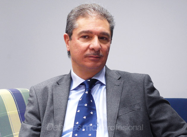 Fernando Martín Moreno, del Tribunal de Cuentas