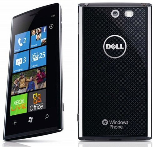Dell abandona el smartphone y apuesta firmemente por Windows 8