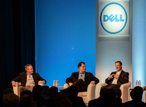 Dell presenta los resultados de su estrategia durante 2012