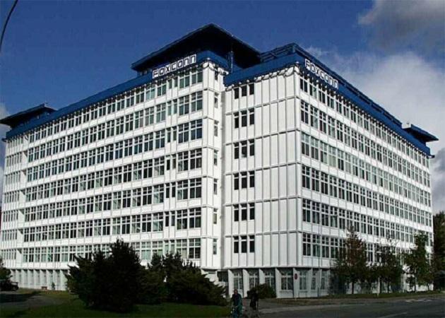 Foxconn cambia de presidente