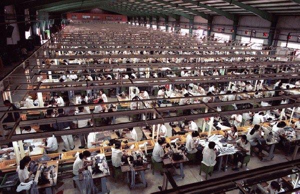 La fábrica de Apple en Estados Unidos sería una ciudad robótica
