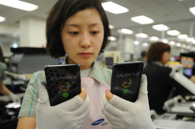 Samsung investigada por China Labor Watch
