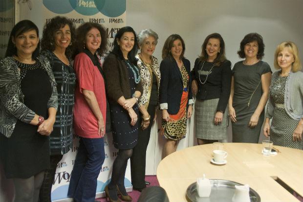Nombramiento de Eva Levy como Presidenta de honor de WomenCeo