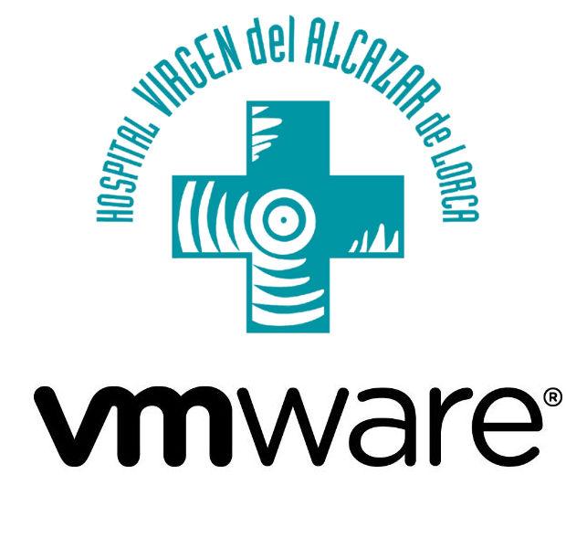 VMware colabora con el Hospital Virgen del Alcázar de Lorca