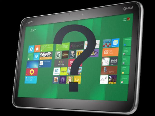 HTC estaría planeando lanzar dos tabletas con Windows RT en 2013