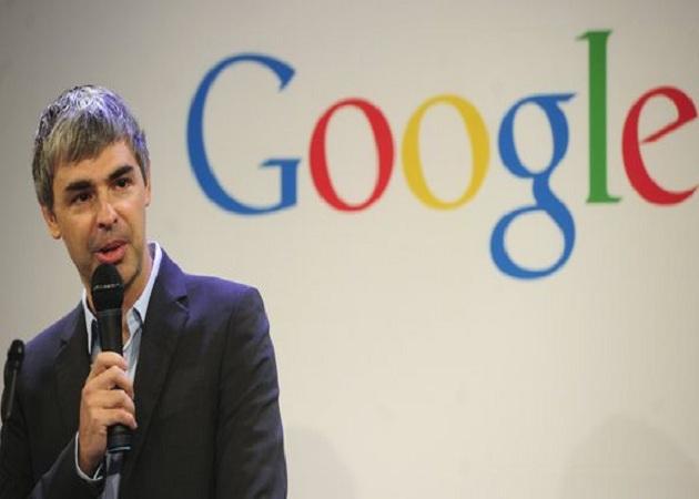 Larry Page habla sobre el destino de Google