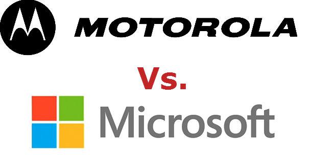 Los detalles del juicio entre Motorola y Microsoft se mantendrán en secreto