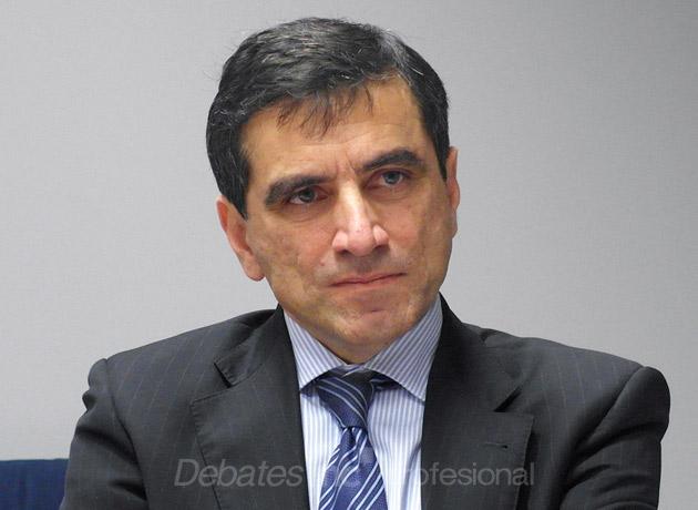 Manuel Vidal Lozano, de Oracle
