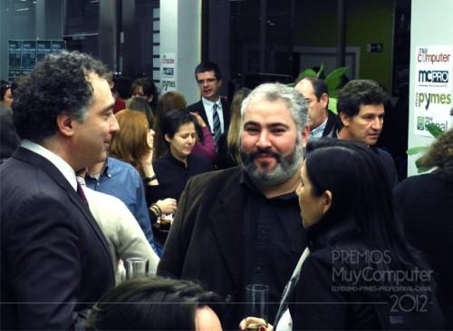 Premios muy computer 2012