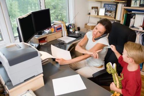 Según un estudio, casi el 40% del trabajo se hará desde casa en 2015