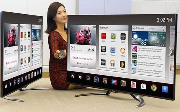 LG presenta dos nuevos modelos de TV basados en el software de Google