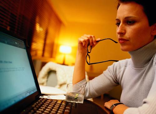 Trabajo e internet