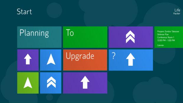 La adopción de Windows 8 es lenta
