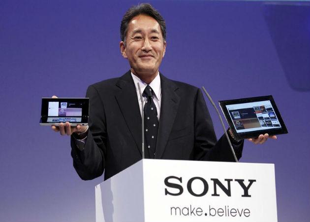 El CEO de Sony confía en la telefonía para mejorar su economía
