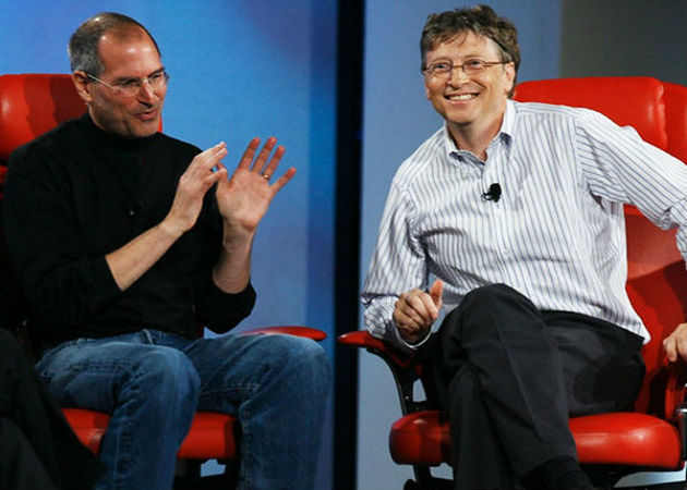 Bill Gates reconoce que nunca ha sido tan 'cool' como Steve Jobs