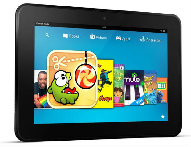 Amazon domina el mercado de tablets Android