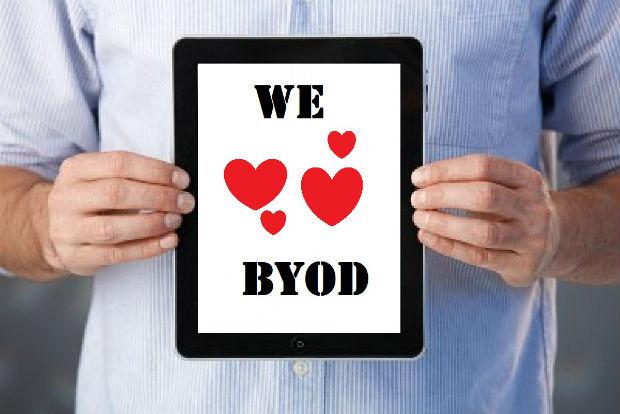 Adoptar BYOD o quedarse atrás